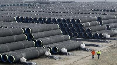 США обусловили заключение торгового соглашения с ЕС отказом от «Северного потока-2»