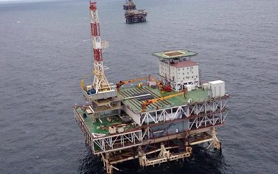 Gas Leaking from Platform No. 7 of SOCAR – Personnel Evacuated