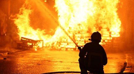 В Турции на НПЗ произошел пожар