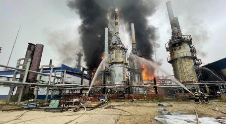 «Газпром» снижает прокачку по газопроводу «Ямал-Европа» после пожара