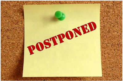 TAP loan approval postponed to 2018