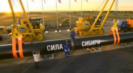 Газопровод «Сила Сибири» остановят для профилактики
