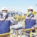 Предприятие «Шатлык» обеспечивает подачу газа в газопровод «Довлетабат – Дерялык»