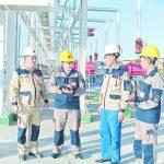 Будущие газовики прошли учебно-производственную практику