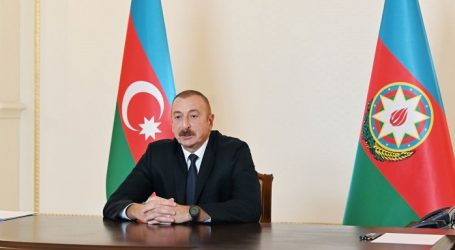 """Azerbaijani President Instructs to Increase Use of """"Green"""" Technologies in Economy"""