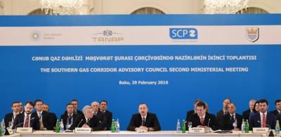 Ильхам Алиев: Энергетическое сотрудничество должно быть освобождено от политического формата