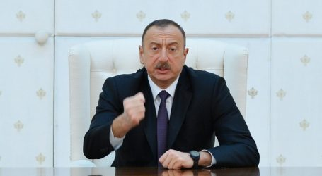 Aliyev: Azerbaijan Will Give Armenia Serious Answer if Yerevan Hits Export Infrastructure