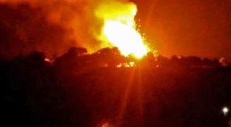 SOCAR назвал предварительную причину взрыва на газопроводе в Гаджигабуле