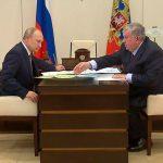 Сечин доложил Путину о начале практической реализации «Восток Ойл»