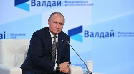 Путин обеспокоен исчерпанием нефти