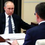 Путин потребовал от Новака не допускать «хулиганства» на нефтяном рынке