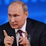 Putin: Europe could not refuse of Russian gas