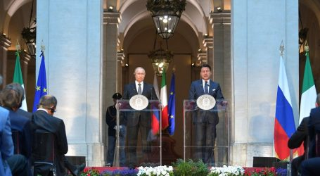 Russia Remains Largest Exporter of Gas to Italian Market