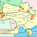 In 2015 Ukraine increased gas transit by 7.9%
