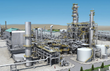 Construction of Turkmen urea plant nearing completion