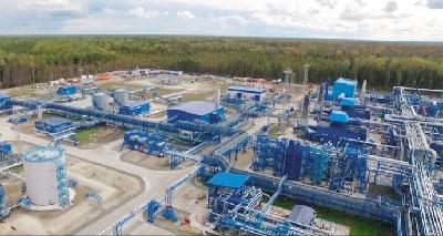 Структура «Газпрома» к 2021 г планирует построить ГПЗ на юге Узбекистана