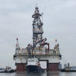 ППБУ «Гейдар Алиев» отправлена в море