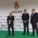 SOCAR Gürcüstanda idman sarayı inşa etdirir