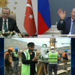 Путин и Эрдоган дали старт строительству энергоблока №3 АЭС «Аккую»