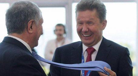 «Роснефть» поможет «Газпрому» поставлять газ через «Северный поток-2»
