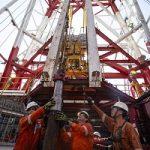 «Роснефть» начала бурение эксплуатационных скважин на шельфе Вьетнама