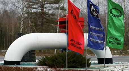 РФ скорректировала график поставок нефти в Белоруссию из-за сырья третьих стран
