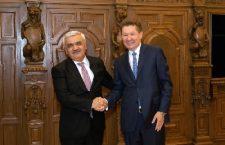 SOCAR və Gazprom əməkdaşlığın perspektivlərini müzakirə ediblər