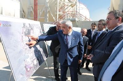 SOCAR Türkiyədəki neft emalı zavodunu istismara buraxır
