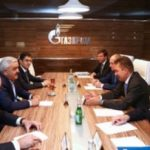 Gazprom, SOCAR discuss increase of Russian gas supply to Azerbaijan