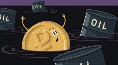 Падающая нефть потащит вниз российские акции и рубль