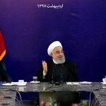 Iran President downplays Trump possible deal withdrawal