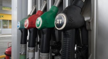 Поставки бензина на внутренний рынок за неделю упали на 21,6%