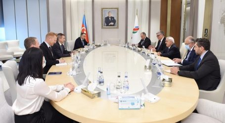 """SOCAR, Equinor discuss joint development of """"Karabakh"""""""