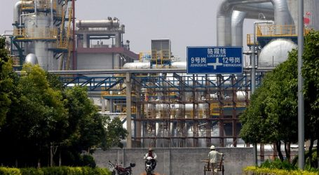 China's Top Refiner Sees Oil Product Demand Peak By 2025