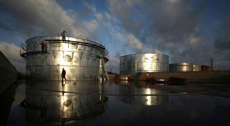 Запасы нефти в США за неделю снизились на 431 тыс.