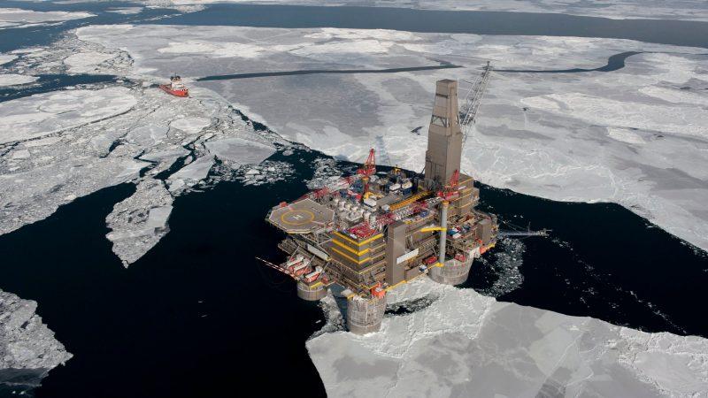 Добыча газа в РФ за 8 месяцев выросла на 5,6%