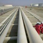 Gas transportation via south Caucasian gas pipeline restored