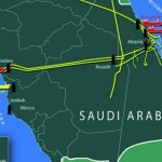 Saudi Arabia increased daily oil production to 10.03 million barrels
