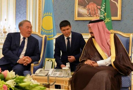 Саудовские компании примут участие в проектах по переработке нефти в РК