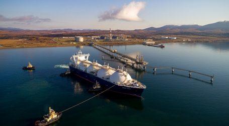 Sakhalin Energy произвела в 2020 году рекордное количество СПГ