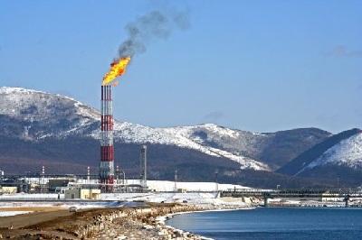 Газ с «Сахалина-1» будет поступать для третьей очереди СПГ-проекта «Сахалин-2»