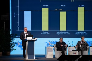Igor Sechin makes key report at XI Eurasian Economic Forum in Verona