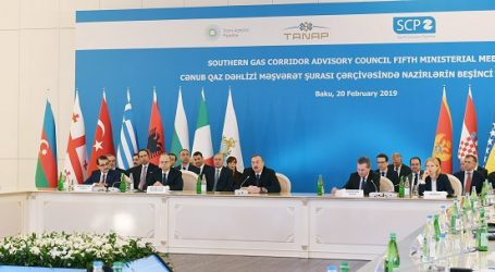 Three New Countries to Be Accepted at V Meeting on SGC Project