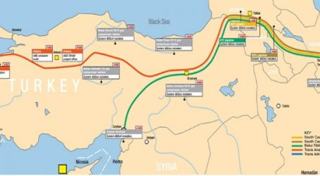 Turkey and Azerbaijan mark completion of TANAP pipeline to take gas to Europe