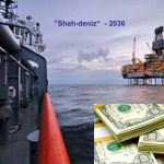 This year gas extraction from Shah Deniz reduced insignificantly