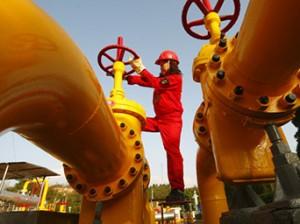 CHINA-ECONOMY-ENERGY