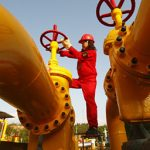 Since early year Azerbaijan exported its gas at average price of $160.46