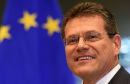 No changes can be made in TAP project: Sefcovic