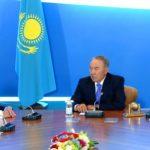 Qazaxıstan Prezidenti Shell rəhbəri ilə görüşüb