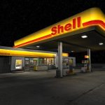 In 2013 Shell's net profit dropped by 39%